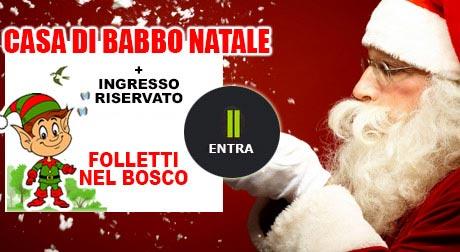Visitare La Casa Di Babbo Natale.Weekend Con Bambini Casa Di Babbo Natale Montecatini Terme