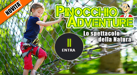 Parco Avventura di Pinocchio