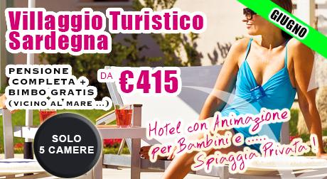 Villaggio Turistico Sardegna