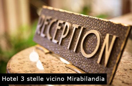 Hotel Vicino Mirabilandia Mezza Pensione