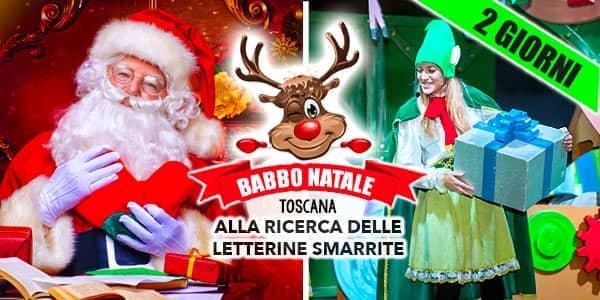 Villaggio Di Babbo Natale Montecatini.Villaggio Di Babbo Natale Montecatini Terme 2020
