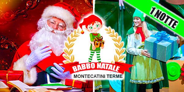 Villaggio di Babbo Natale Montecatini Terme edizione 2020