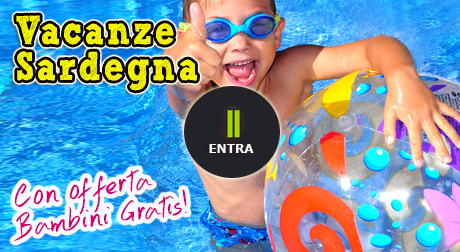 Offerte vacanze Sardegna con bambini estate 2018