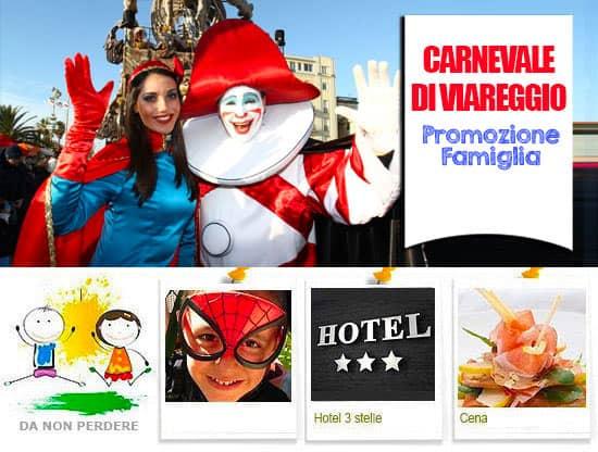 Party dei Marmocchi Burloni Carnevale di Viareggio
