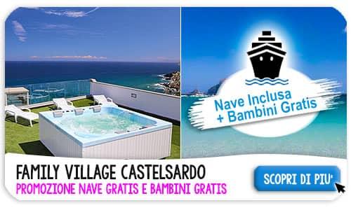 Villaggio turistico Agosto 2021 in Sardegna Castelsardo
