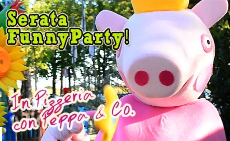 Serata Funny Party con Peppa