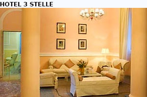 Hotel 3 stelle a Montecatini Terme