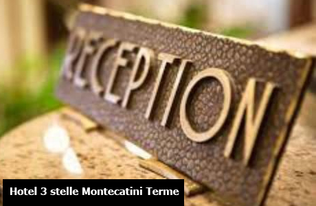 Hotel 4 stelle Montecatini Terme Toscana