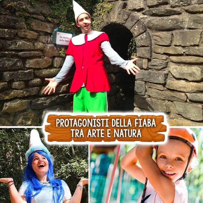 Offerta Last Minute Pinocchio Experience in Toscana Luglio 2021