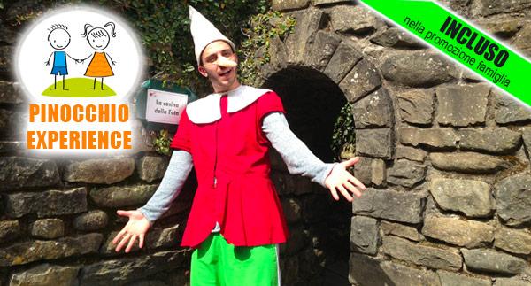 Pinocchio Experience Babbo Natale Montecatini Terme