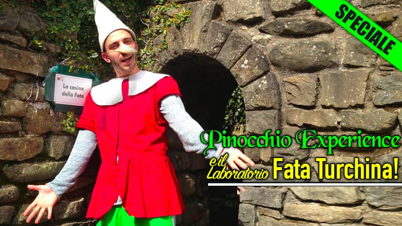 Pinocchio Experience in Toscana