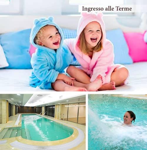 Ponte 1 maggio 2021 alle terme per bambini a Montecatini Terme in Toscana