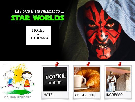 Star Worlds Montecatini Terme