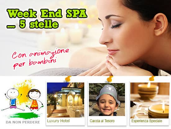 Week end Spa Toscana