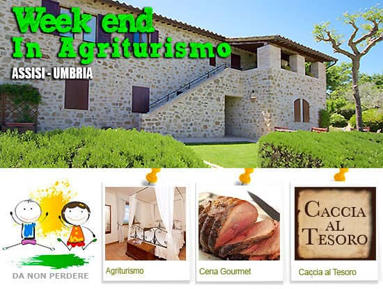 Offerte week end agriturismo vicino assisi con bambini - Agriturismo assisi con piscina ...