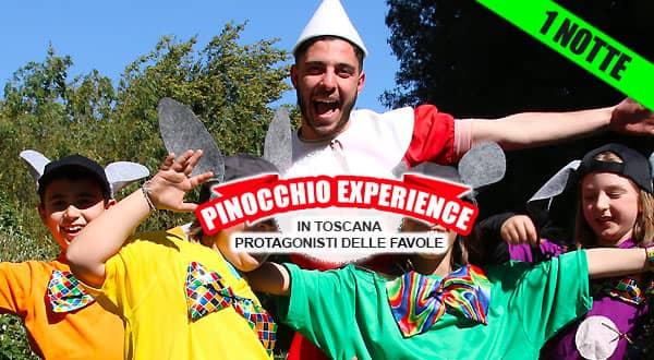 Parco di Pinocchio Collodi Toscana